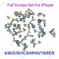 iphone full screws set