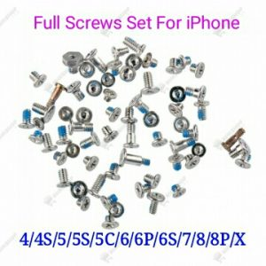 iphone full screws set