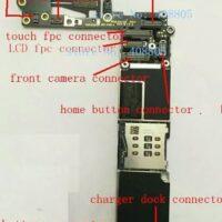 iphone 6 fpc connectors