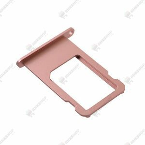 Rose gold sim tray