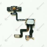 iphone 4s power button cable with bracket & speaker